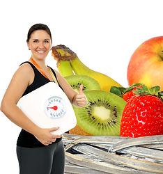 Sport, nutrition, suivi chez Fitness femmes Sion