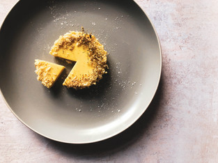 "PLANTFEED// ""SUN POTION Series // Custard, Pearl & Macadamia Tart.""// by Kelly Mason"