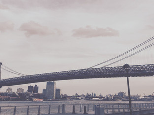 "TRAVEL// ""Manhattan & Queens, New York."" // by Kelly Mason"