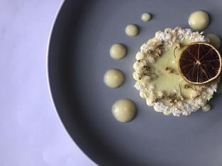 "PLANTFEED// ""DoTerra Series // Lavender lemon coconut tarts.""//by Kelly Mason"