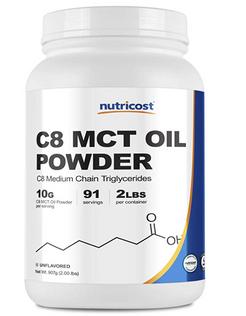 MCT C8 Powder