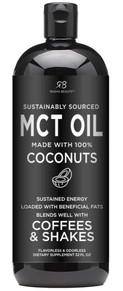 MCT C8 + C10 Oil