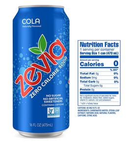 Zevia - Stevia Sweetened Soda