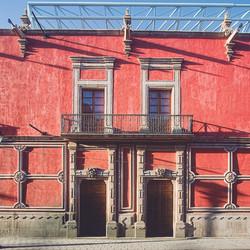Palacio del Conde del Valle de Súchil