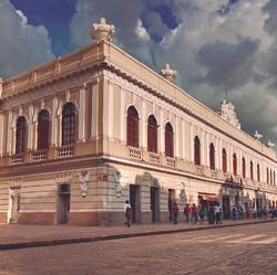 Museo de Arte Contemporáneo Ateneo de Yucatán (MACAY)