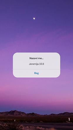 Jeremija 33:3