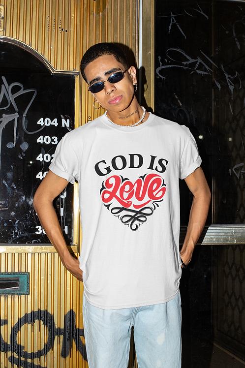 God is love tee