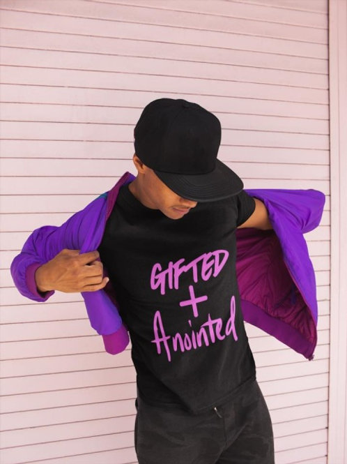 Gifted & Anointed T-Shirt