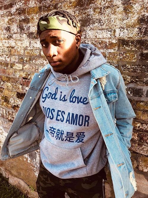 God is Love Hoodie