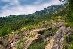 Abrissgebiet Bergsturz von Goldau 1806
