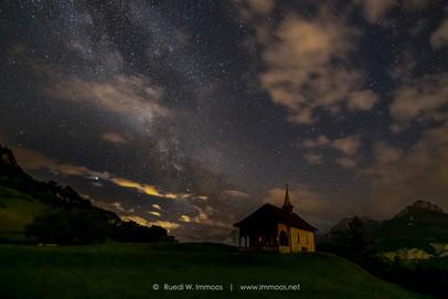Milchstrasse-Pallotinerkapelle-Morschach