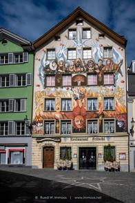 Luzern-Restaurant-Fritschi-farbigstes-Ha