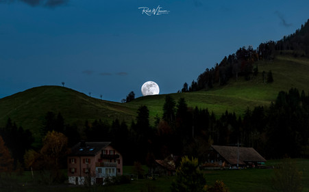 Mondaufgang (Timeblending)
