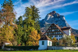 Ein Haus wie der Berg