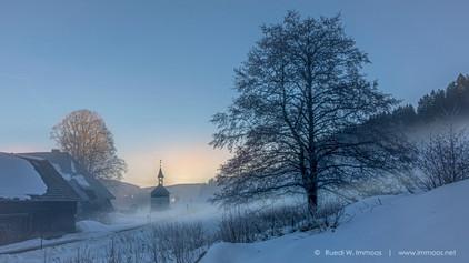 Jockeleshof Hinterzarten mit Kapelle im