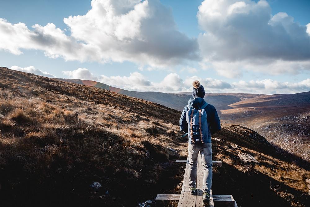 Reisetipps Irland wandern