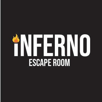 Inferno Escape Room Logo