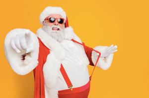 Holiday Santa Escape Room Party