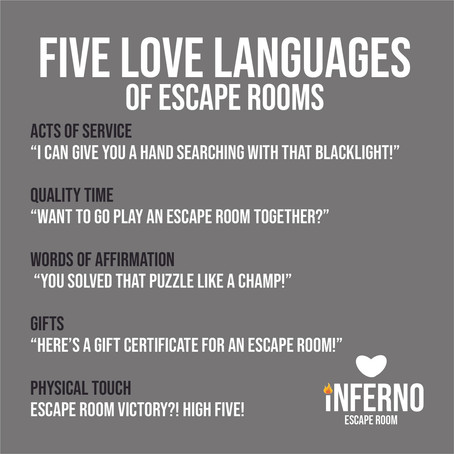 Escape rooms are for lovers (and everyone else, too!)