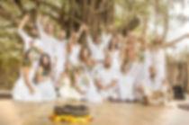 Abschlußphoto Yoga-Wochende