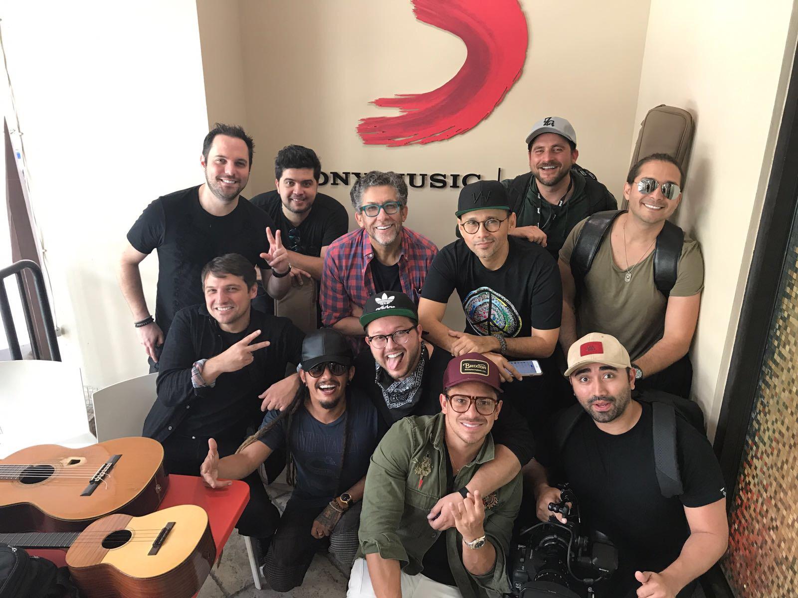 #SSS en Sony Music Latin