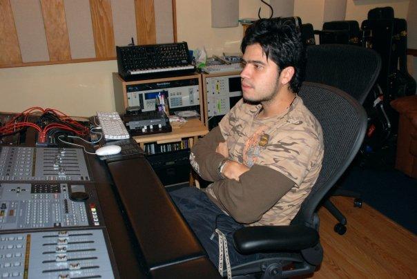 Iker Gastaminza Studio Miami, Fl