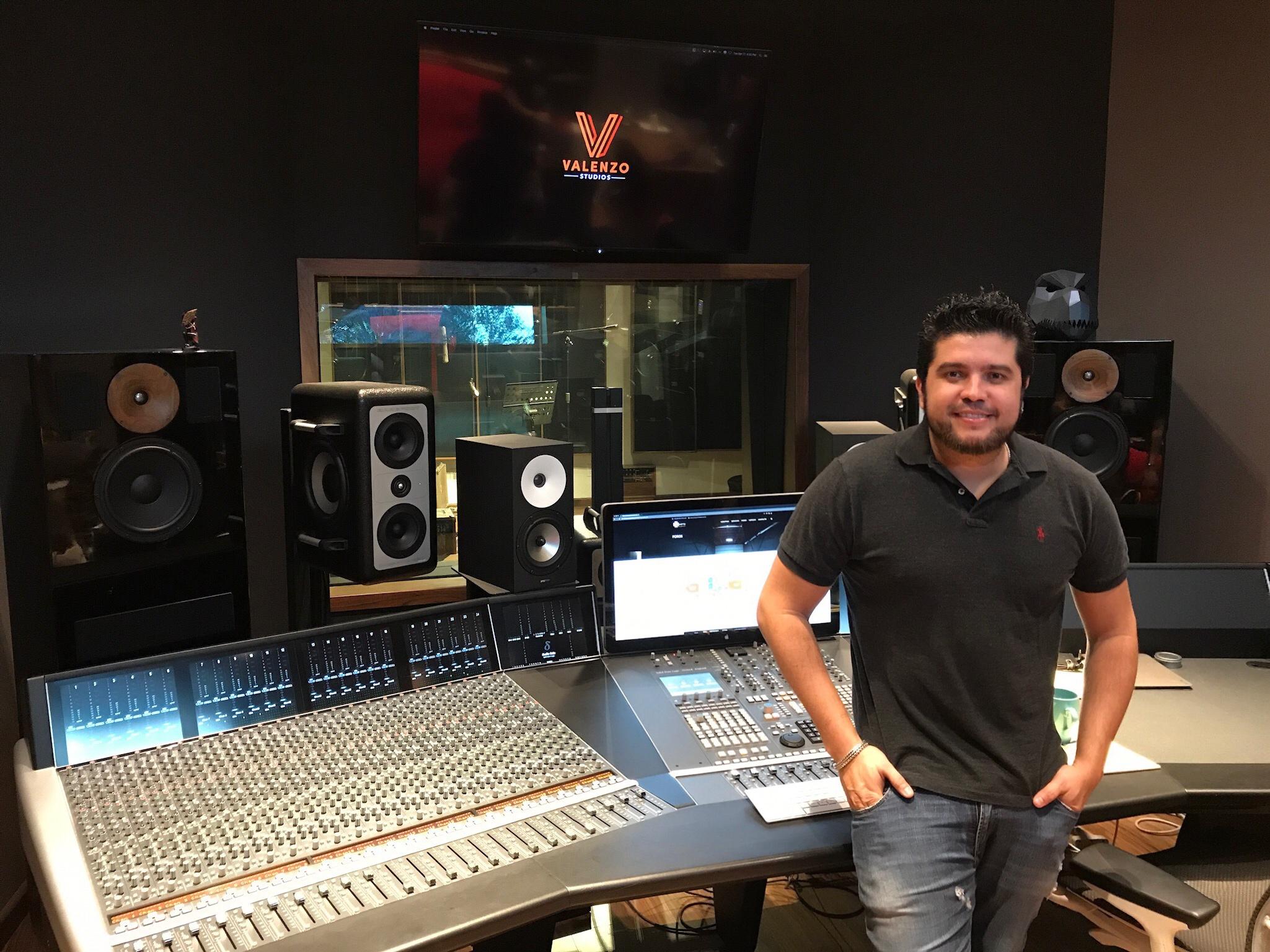 Valenzo Studios Mexico, Df