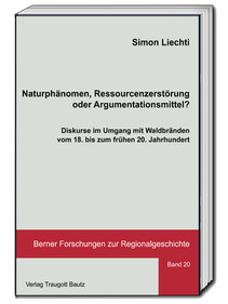 Berner Forschungen zur Regionalgeschichte