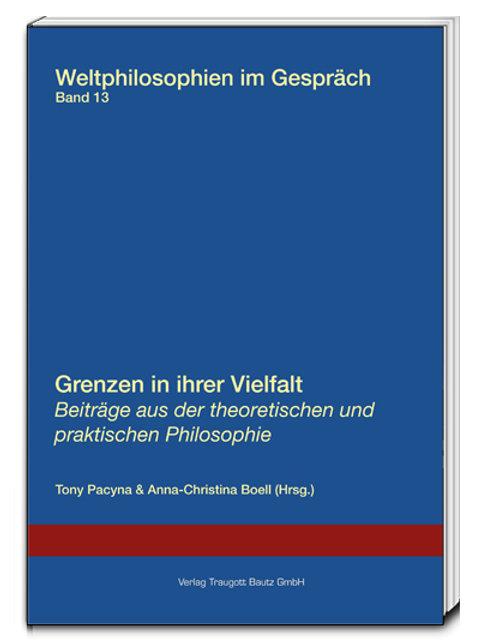 Tony Pacyna & Anna-Christina Boell (Hrsg.): Grenzen in ihrer Vielfalt