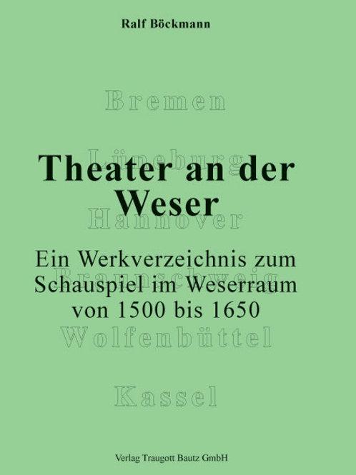 Ralf Böckmann - Theater an der Weser