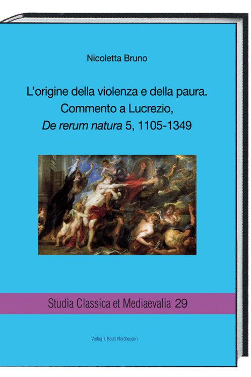 Nicoletta Bruno L'origine della violenza e della paura.