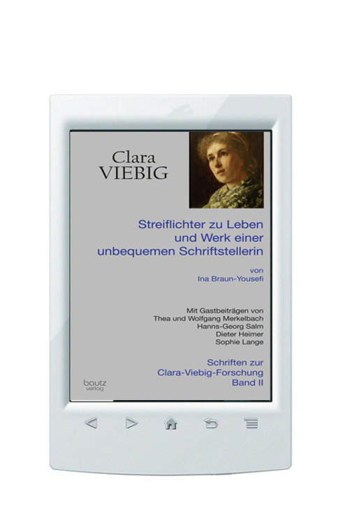 E-Book/Ina Braun-Yousefi-Clara Viebig Streiflichter
