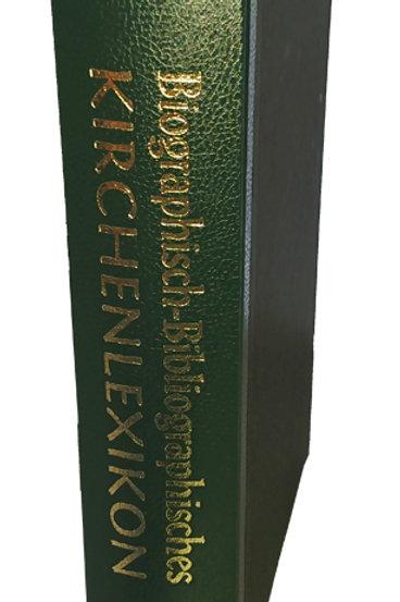 Biographisch-Bibliographisches Kirchenlexikon 39