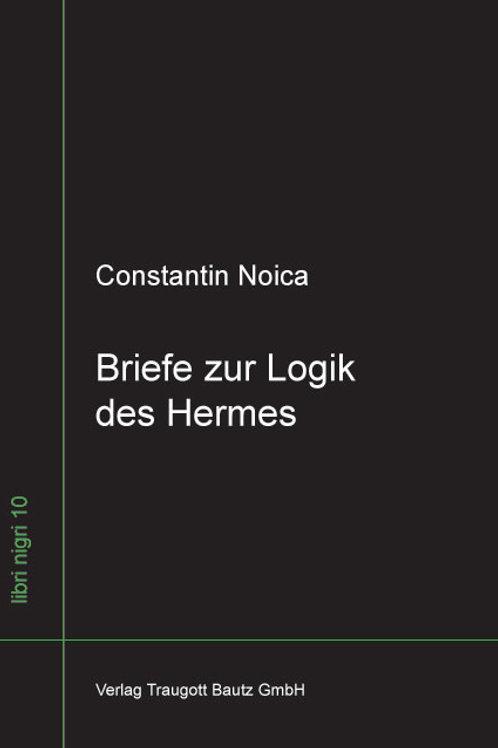 Briefe zur Logik des Hermes