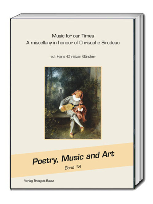 Hans-Christian Günther (ed.) Music for our Times