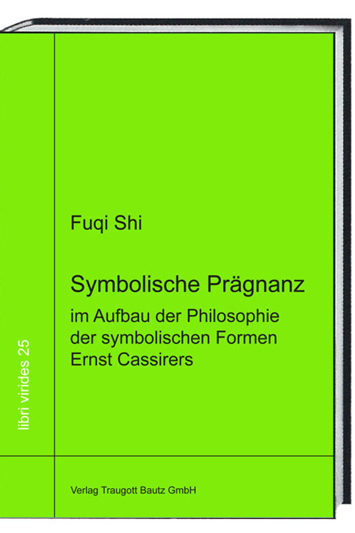 Fuqi Shi - Symbolische Prägnanz