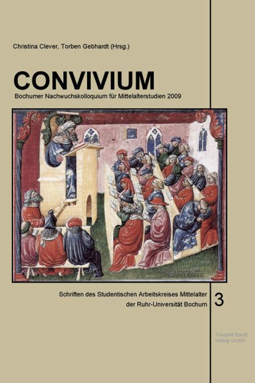Christina Clever, Torben Gebhardt (Hrsg.) CONVIVIUM
