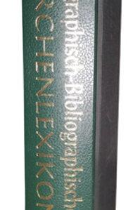 Biographisch-Bibliographisches Kirchenlexikon 25