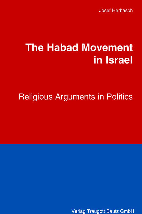 Josef Herbasch - The Habad Movement in Israel