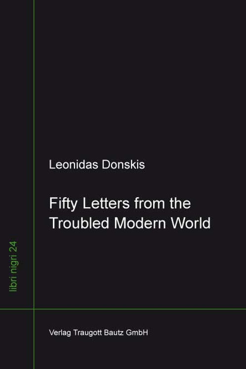 Fifty Letters from the Troubled Modern World