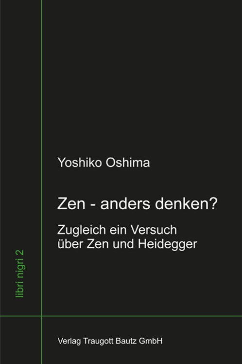 Yoshiko Oshima - Zen - anders denken?