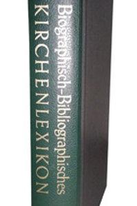 Biographisch-Bibliographisches Kirchenlexikon 3