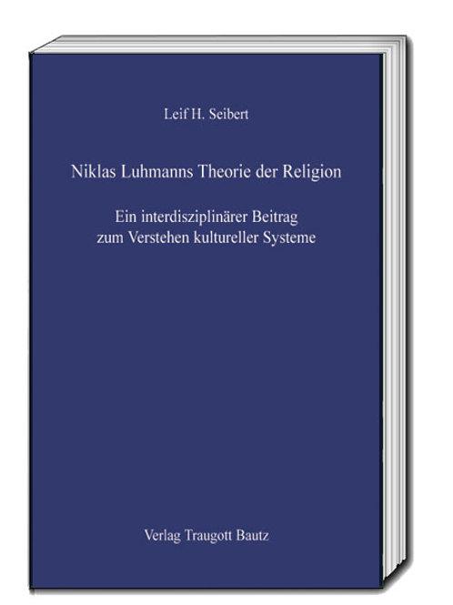 Niklas Luhmanns Theorie der Religion