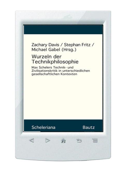 E-Book/ Davis / Fritz / Gabel - Wurzeln der Technikphilosophie