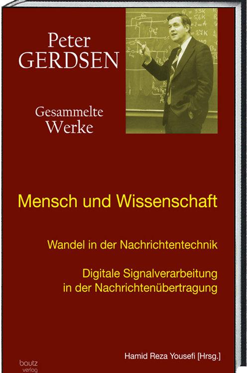 """""""Mensch und Wissenschaft"""""""