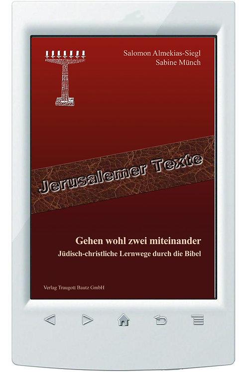 E-Book S. Almekias-Siegl und S. Münch - Gehen wohl zwei miteinander Bd. 16