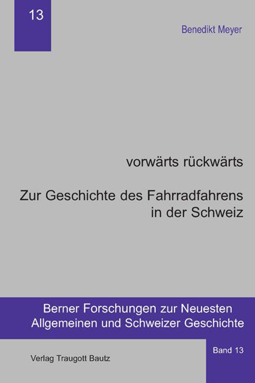 Benedikt Meyer - vorwärts rückwärts