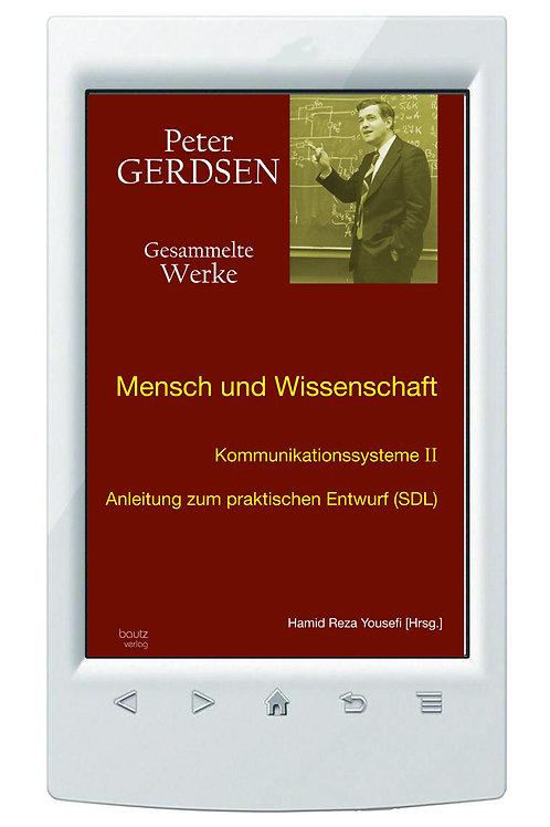 E-Book Peter Gerdsen - Kommunikationssysteme II,  >Gesammelte Werke Band 4