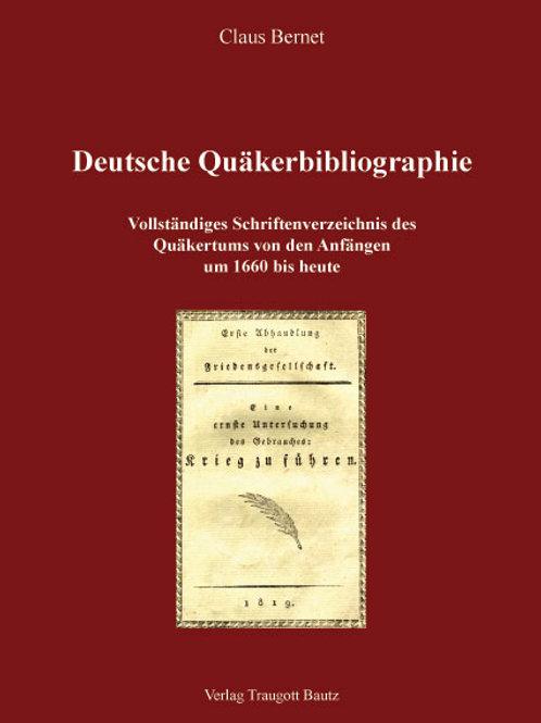 Deutsche Quäkerbibliographie