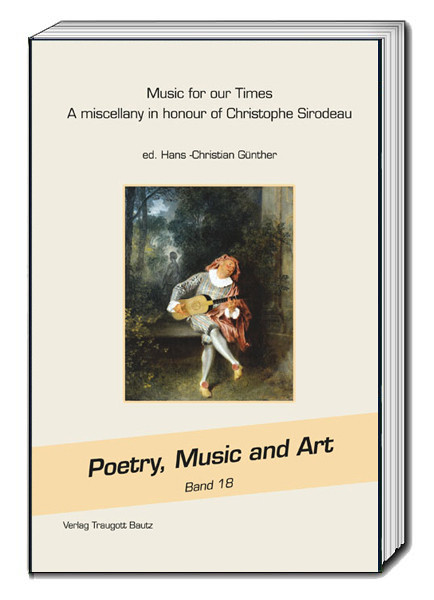 Poetry, Music and Art